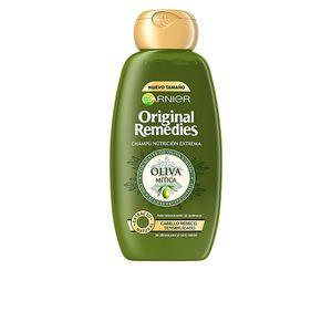 Shampoo Haarwäsche trockenes Haar Original Remedies Garnier Pflege (300 ml)