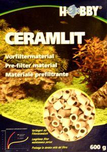 600 g Ceramlit, Tonröhrchen für Außenfilter, Filtermaterial, Aquarium, Vorfilterung, Außenfilter