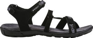McKinley Damen-Outdoor-Freizeit-Sandale Trekking-Sandalen Aruba schwarz, Größe:41