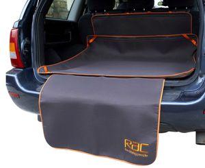 HEIM RAC Kofferraummatte mit Stoßstangenschutz 115x116 cm