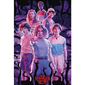 Stranger Things - Poster, Gruppenfoto TA6621 (Einheitsgröße) (Bunt)
