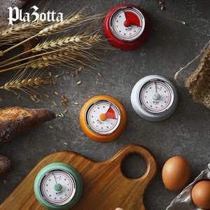 Design Timer Mechanisch Magnetisch Edelstahl Küchentimer Kurzzeitmesser Eieruhr Mintgrün