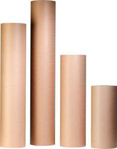 TransPak Packpapier,29 KG/Rolle, 120cm breit 80g/qm, braun