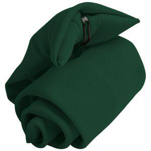 Premier Herren Clip-On-Krawatte, unifarben (2 Stück/Packung) RW6936 (Einheitsgröße) (Flaschengrün)