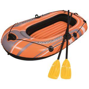 Bestway Schlauchboot-Set Kondor 1000 Set 155x93 cm 61078