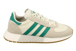 adidas Originals Sneaker Marathon Tech Weiß / Grün / Beige, Größe:42