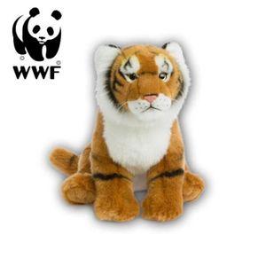 WWF Tiger (30cm) Kuscheltier Stofftier Raubkatze Raubtier