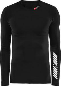 alpas Compression Shirt Schwarz Langarm Gr. S