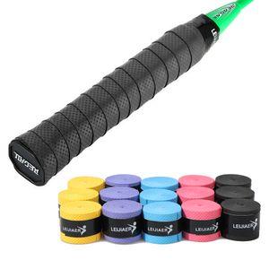 Packung mit 15 Stück Tennisschläger Übergriffe Anti-Rutsch-Schweißband wickelt Badmintonschläger über Griff Angelrute Schweißbandgriff