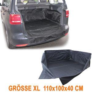 Kofferraummatte Schutzmatte Laderaumschutz Ladekantenschutz flexibel XL