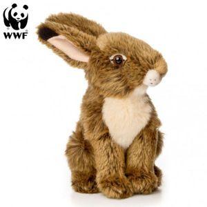 WWF Plüschtier Hase (15cm) Kuscheltier Stofftier