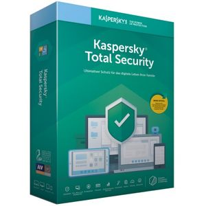 Kaspersky Total Security 2021   5 Geräte   2 Jahre   Verlängerung   Download-Version