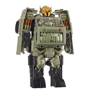 Hasbro C3137 Transformers 5 - The Last Knight: Knight Armor Turbo Changers Autobot Hound