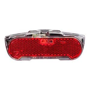 AXA Slim LED Rücklicht mit Standlicht Schraubenabstand 50 mm StVZO Dynamo