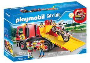 PLAYMOBIL City Life Abschleppdienst, 70199