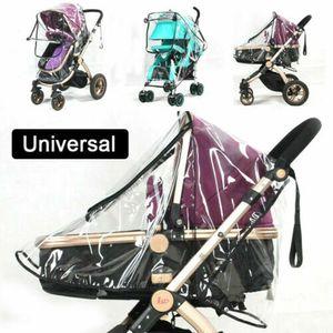 Universal Regenschutz Kinderwagen Regenverdeck Sportwagen Buggy Buggy Rain Cover