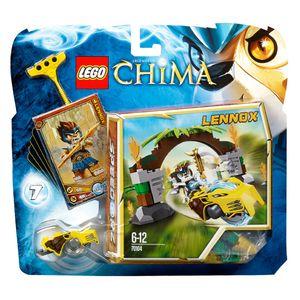 LEGO® Legends of Chima Speedorz Dschungeltore