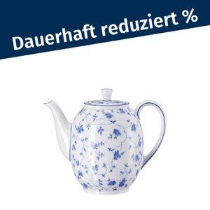 Arzberg 1382 BLAUBLÜTEN Kaffeekanne 2 P. 41382-607671-14020