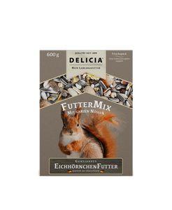 Frunol Delicia EichhörnchenfutterMix 600 g Packung