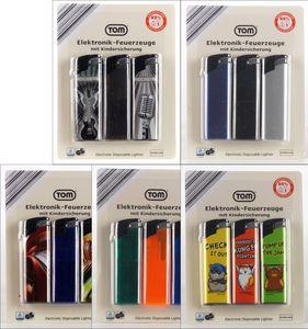 3er Set Feuerzeug, Verschiedene Varianten, Elektronik, Electronic