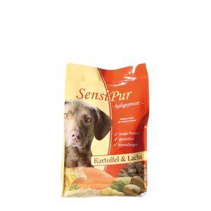 SensiPur ist ein optimales glutenfreies und hypoallergenes Alleinfutter für adulte Hunde ca 1,5 kg