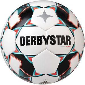 Derbystar Junior S-Light weiss gruen schwarz