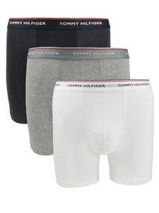 Tommy Hilfiger Herren Unterhose 3er Pack Boxer Brief Gr. M Mehrfarbig