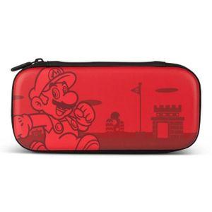 BDA STEALTH CASE KIT - SUPER MARIO, Tragetasche, Nintendo Switch Lite, Rot
