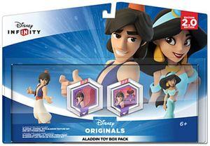 Disney Infinity 2.0: Aladdin Toybox-Set