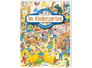 Thienemann-Esslinger Verlag  Mein Wimmel-Mitmachspaß Im Kindergarten