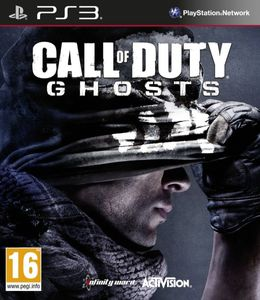 Call of Duty: Ghosts Free Fall Limited Edition PS3