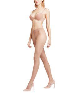 FALKE Damen Feinstrumpfhose - Shelina 12 Den, Ultra-Transparent, Shimmer Brasil (4679) 44-46 (L), 4
