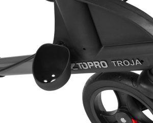 Stockhalter für Topro Rollatoren