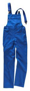 Größe 38 beb Basic Damen Latzhose Kornblau 65 % Polyester 35 % Baumwolle