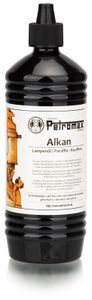 Petromax Alkan, Paraffinöl, 1-Liter-Flasche, 1l; alkan