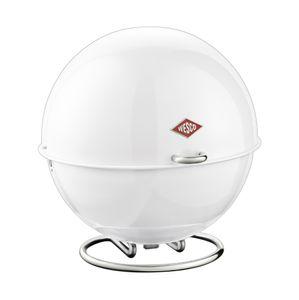 Wesco 223 101-01 Superball Aufbewahrungsbehältnis, weiss