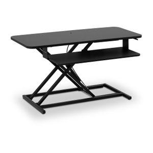 Fromm & Starck Schreibtischaufsatz - Sitz-Steh-Erhöhung - höhenverstellbar 115 - 500 mm