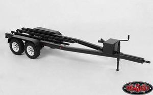 RC4WD BigDog 1/10 Dual Axle Scale Boat Trailer