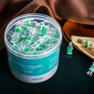 100 Filter Zigarettenspitzen Zigarettenfilter Filterspitzen Halterung Mundstück