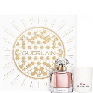 Guerlain mon guerlain eau parfum 50ml+ vela perfumada