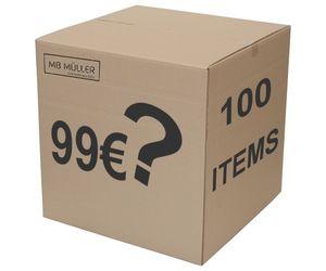 Mystery Überraschungsbox - 75 Kreative Artikel und Geschenkartikel