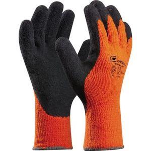 Gebol Arbeitshandschuh WinterGrip Gr.10 latexbeschichtet orange 9199120064