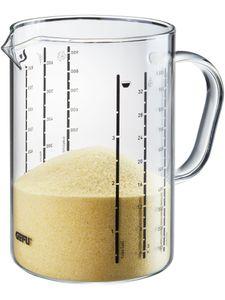 GEFU Glas- Messbecher Meti 1000 ml