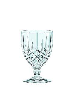Nachtmann Vorteilsset 2 x  4 Glas/Stck Kelchglas groß 617/343 Noblesse  101966 und Gratis 1 x Trinitae Körperpflegeprodukt