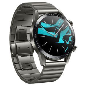 22mm Uhrenarmbänder Ersatz Edelstahl Uhrenarmband Kompatibel mit HUAWEI WATCH GT2 46mm / HONOR MagicWatch2 46mm / HONOR MagicWatch