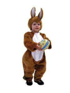 Karneval Kinder Kostüm Häschen Hasenkostüm Fasching Hase Gr. 98/104