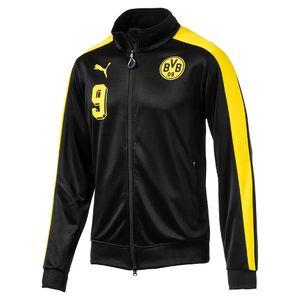 Puma BVB T7 Jacket 751825 02 Borussia Dortmund 09, Bekleidungsgröße:XXL