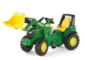 rolly toys Farmtrac John Deere 7930 Trettraktor, Maße: 146x52,5x77 cm; 71 002 7