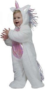 Einhorn Pferd Kinder Karneval Fasching Kostüm 92