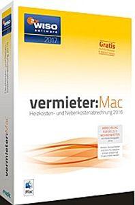 WISO vermieter:Mac 2017, CD-ROM